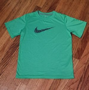 Nike Green Dri-Fit Shirt